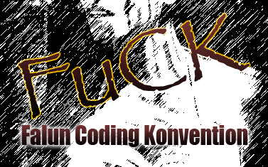 Falun Coding Konvention
